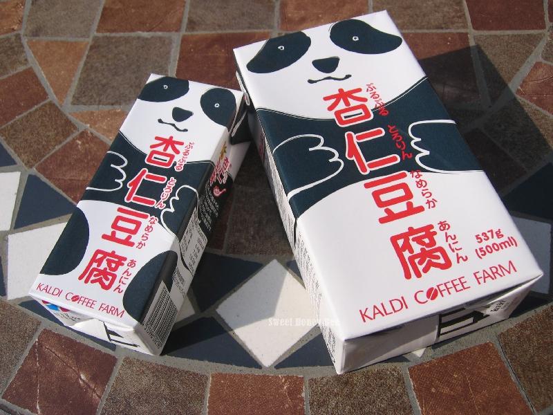 業務 スーパー 杏仁 豆腐